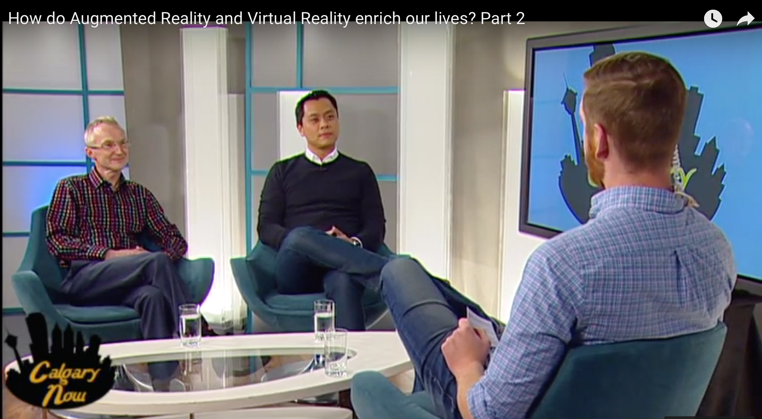 Talking about Augmented Reality