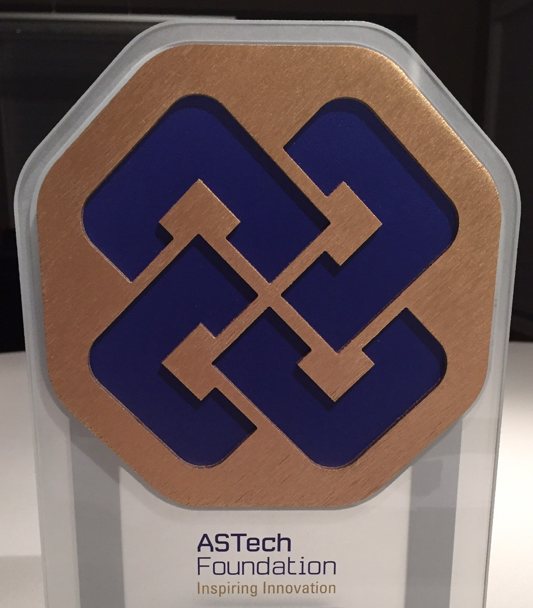 ASTech 2015 Award!