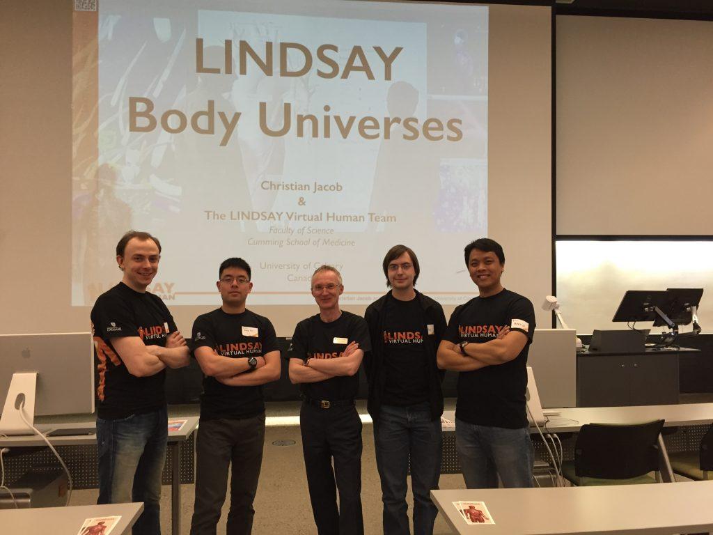 UofC Alumni Event-Team